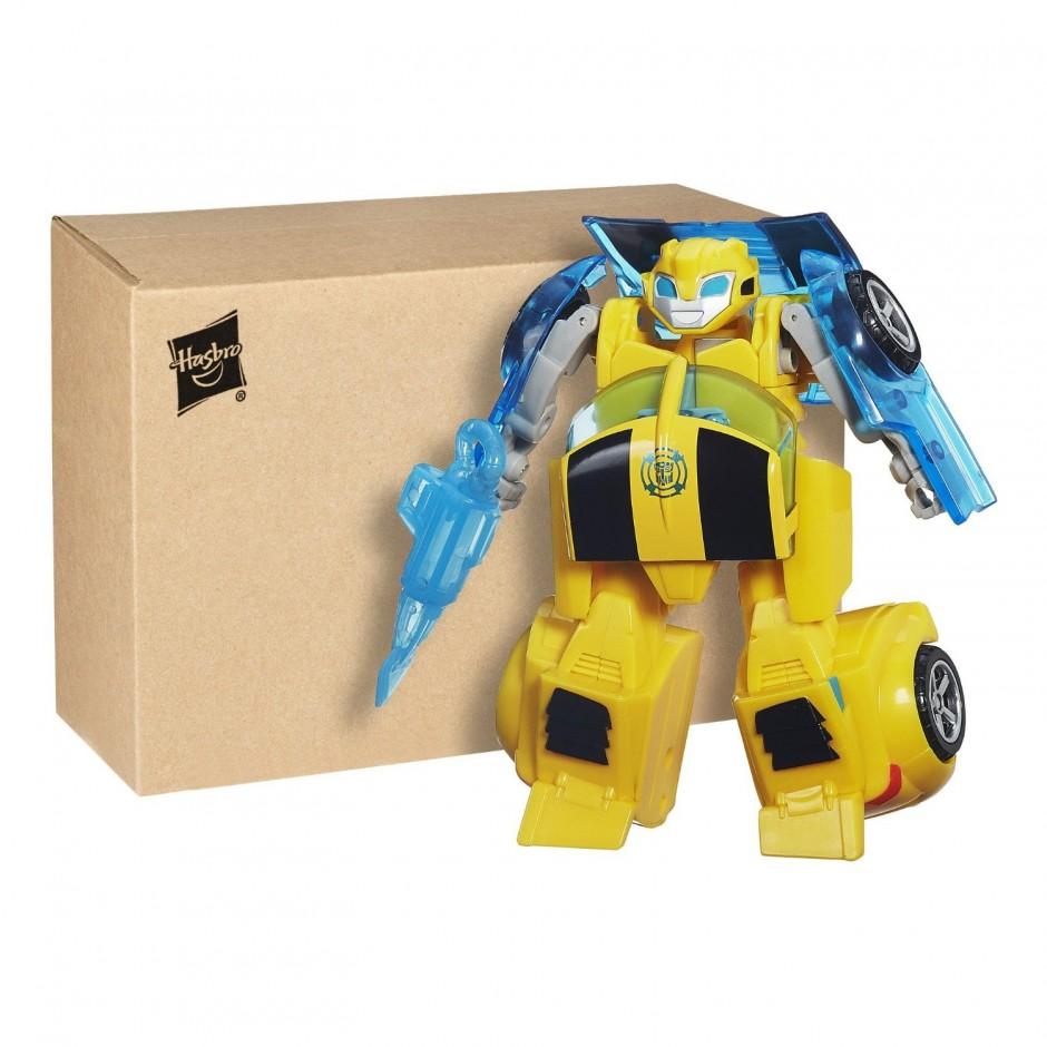 Трансформер Бот Бамблби Спасатели Transformers Bumblebee