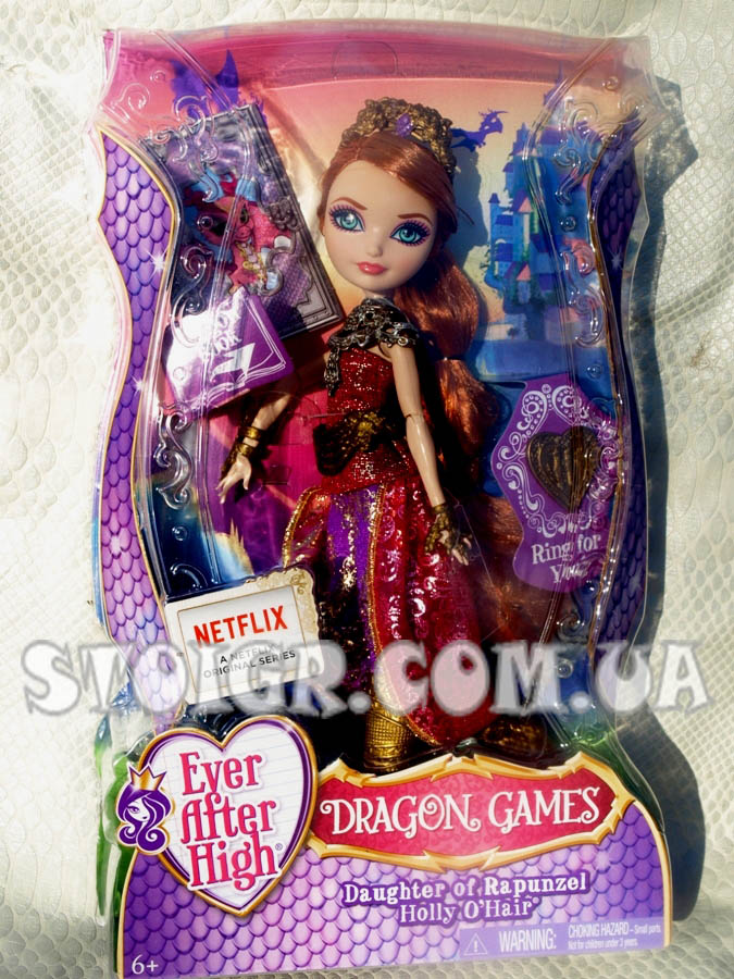Кукла Холли О`Хейр серия Игры драконов