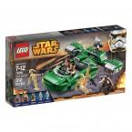 Конструктор Lego Звездные войны Флеш-спидер 75091