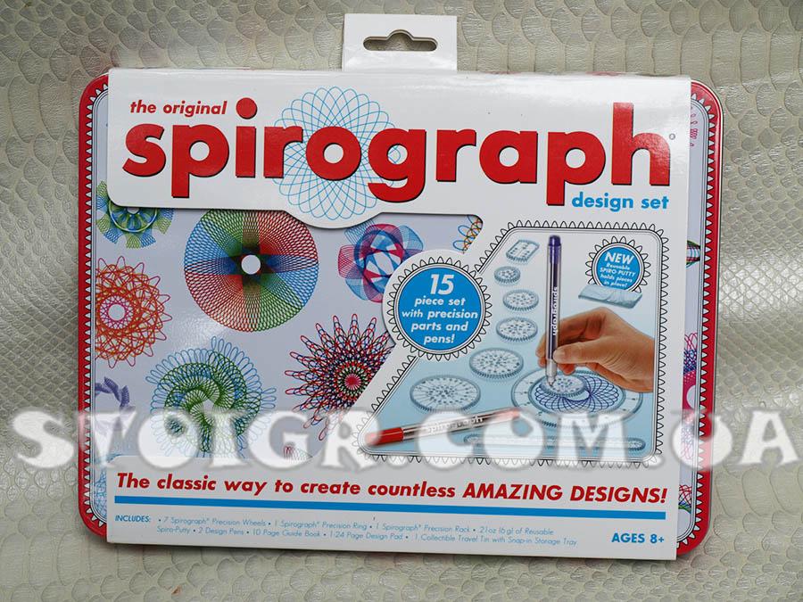 Набор дизайнерский Спирограф