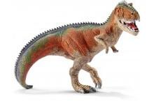Фигурка шляйх  Гигантозавр оранжевая Schleich 14543 Giganotosaurus