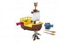Капитан Джейк Пираты Нетландии Морской бой приключения