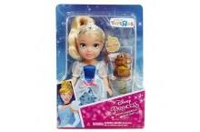 Кукла Золушка Малышка с мышкой