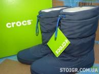 Сапоги Крокс crocs  Lodge Point