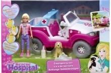 Машина скорой помощи для животных