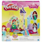 Плей до Замок принцесс Play doh Royal Palace princess