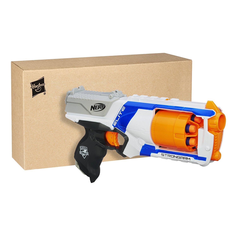 Бластер Элит Страйф Стронгарм Blaster Nerf Strongarm