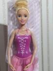 Кукла Барби балерина блондинка в розовом платье