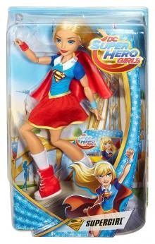 Кукла DC Super hero Супергерл Супер девочка