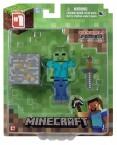 Фигурка Майнкрафт Зомби Minecraft 3-inch Zombie