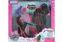 Лошадь Жасмин меняющая цвет Breyer Jasmine Horse Color Change