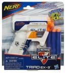 Бластер нерф Nerf N-Strike Elite Triad EX-3 Blaster