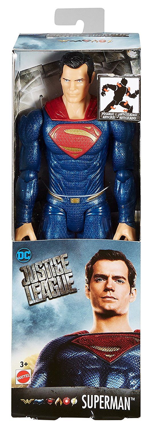 Супермен 30см серия DC Justice  Superman