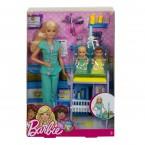 Барби детский доктор педиатр Barbie Baby Doctor