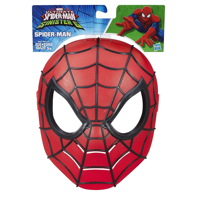 Маска Спайдер Мен Человек паук Spider-Man Mask