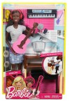 Барби музыкант пианистка мулатка шарнирная Barbie Music