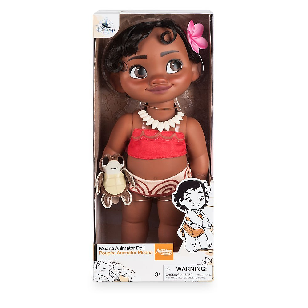 Дисней Аниматор Моана Ваяна 40см Disney Animators Collection Moana