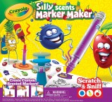 Crayola Silly Scents Marker Maker Крайола фабрика ароматических фломастеров