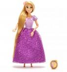 Классическая кукла Рапунцель с подвеской Disney2020 Rapunzel classic with Pendant