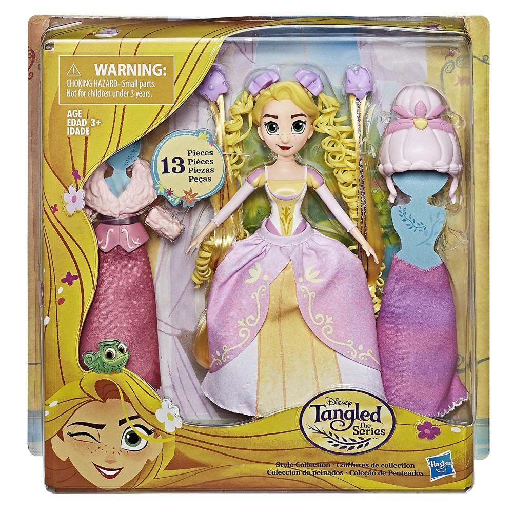 Кукла Рапунцель с нарядами Disney Tangled Style Collection ...