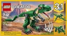 Конструктор Лего Грозный динозавр 31058 Lego Creator Mighty Dinosaur