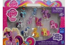 Набор май литл пони мини коллекция 10 штук My Little Pony