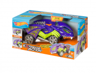 Машина Хот вилс Вампир инерционная музыка свет Hot Wheels Extreme Hot Vampyra