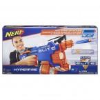 Нерф бластер Гиперфайр Nerf N-Strike Elite HyperFire Blaster