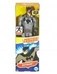 Бэтмен серый Маттел 30см Batman the Dark Knight
