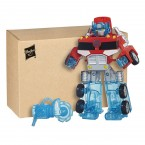 Трансформеры спасатели Оптимус прайм Transformers Rescue Bots Optimus Prime
