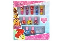 Детская косметика блеск и лак для ногтей диснеевские принцессы TownleyGirl