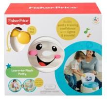 Фишер прайс музыкальный горшок Научи меня Fisher-Price Learn-to-Flush Potty