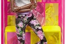 Barbie Made to Move Dark Hair Барби Безграничные движения 2 темнокожая
