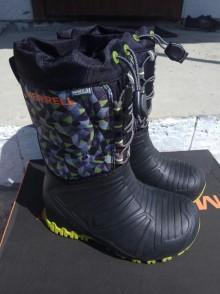 Зимние детские сапоги Меррелл Merrell Waterproof Snow Boot