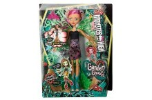 Кукла Монстер Хай Триза Торнвиллоу Сад страхов Monster High Garden Treesa Thornwillow