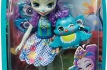 Кукла Энчантималс Павлина Петтер Enchantimals Patter Peacock