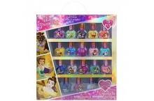 Набор детские лаки для ногтей принцессы Белль 18 цветов Townley Girl