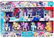 Набор май литл пони мини фигурки 10 шт My Little Pony