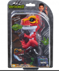 Интерактивный динозавр на палец красный оригинал Fingerlings Ripsaw WowWee Dinosaur