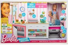 Набор Барби мега кухня Barbie Ultimate Kitchen