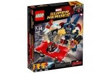 Констуктор Железный человек: Стальной Детройт наносит удар LEGO Super Heroes Iron Man 76077
