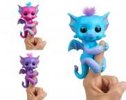 Интерактивный дракон на палец Fingerlings Glitter Dragon