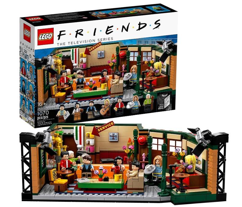 Конструктор Лего френдс Центральная кофейня 1070 деталей 21319 LEGO Ideas Central Perk