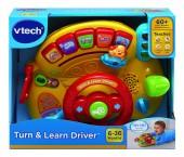 Музыкальный руль Learn Driver