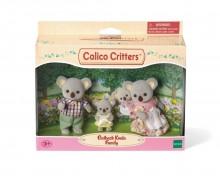 Семья коалы сильваниан фемелис Sylvanian Families Calico Koala Family