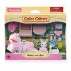 Сильваниан фемелис кролик заец Софи детский набор Calico Critters Sophie's Love 'n Care Sylvanian Families Sophie