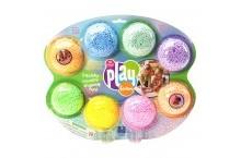 Шариковый пластилин 8 штук Educational Insights Playfoam