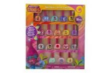 Townley Girl Лаки детские для ногтей Тролли 18 штук