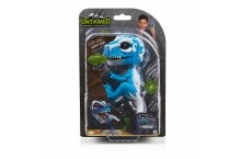 Интерактивный динозавр Ти-рекс оригинал синий WowWee Fingerlings Dinosaur