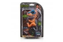 Интерактивный динозавр Ти-рекс оригинал оранжевый WowWee Fingerlings Dinosaur
